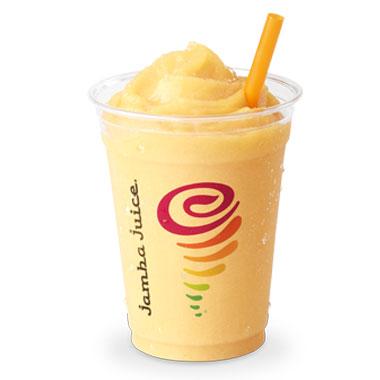 Orange-A-Peel™ Smoothie   Jamba Juice